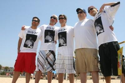 Dirty 30 T-Shirt Photo