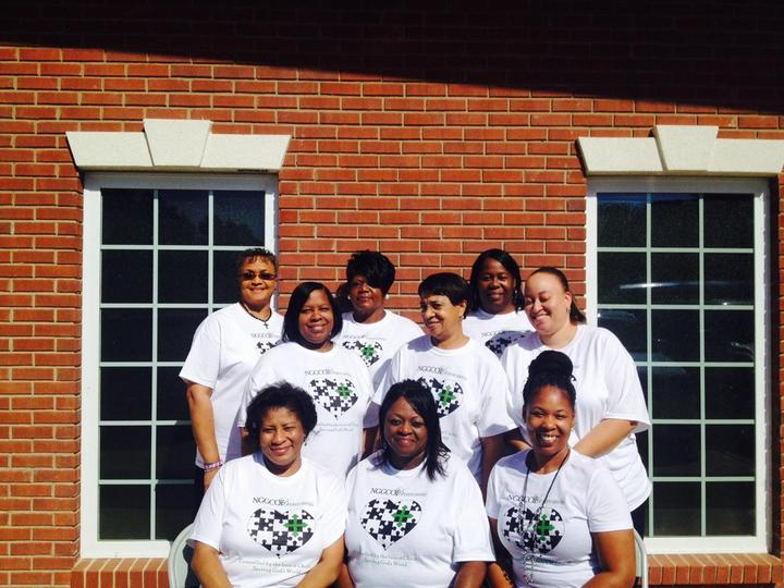 Deaconess Heart With Unity T-Shirt Photo