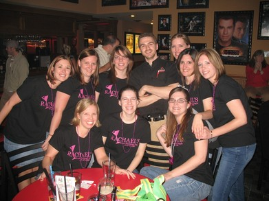 Rachael's Bachelorette T-Shirt Photo