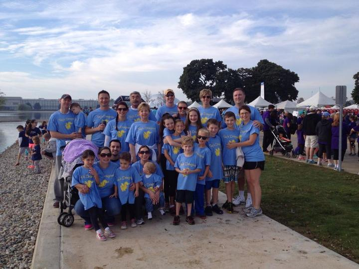 Jdrf Walk T-Shirt Photo