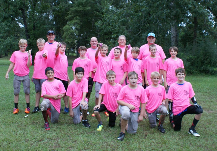 3 C Realty Think Pink Find A Cure Event T-Shirt Photo