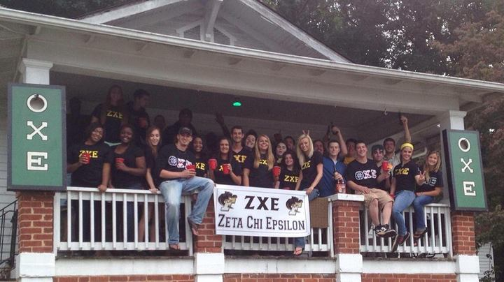 Zeta Chi Espsilon Homecoming 2014 T-Shirt Photo