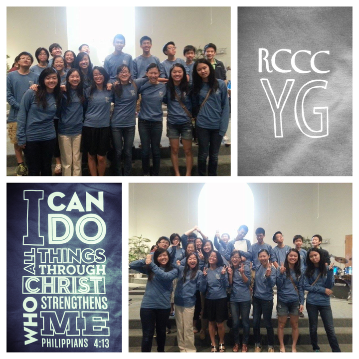 Rccc Youth Group  T-Shirt Photo