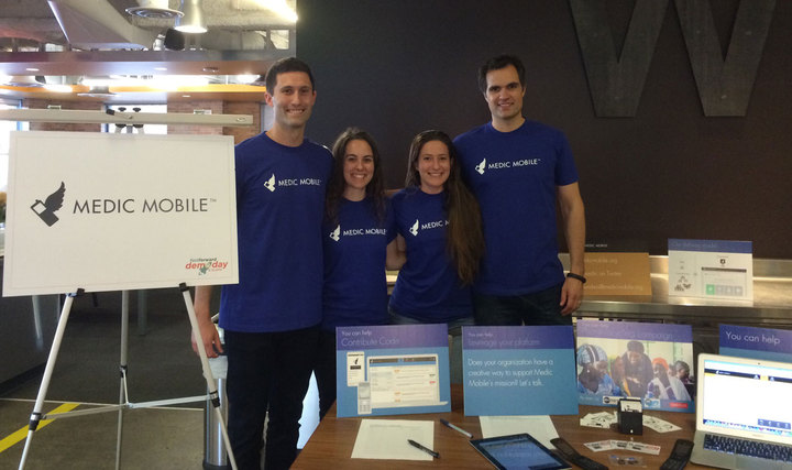Non Profit Tech Company Gets A New Look T-Shirt Photo