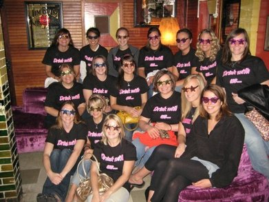 Elementary Education Bar Crawl T-Shirt Photo