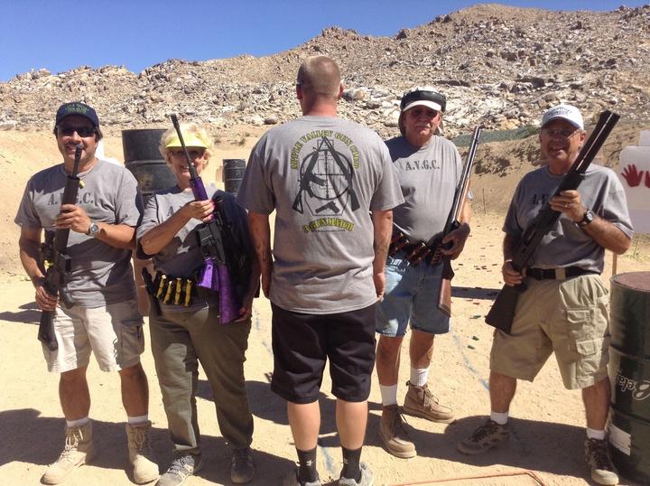 Avgc 3 Gun Match T-Shirt Photo