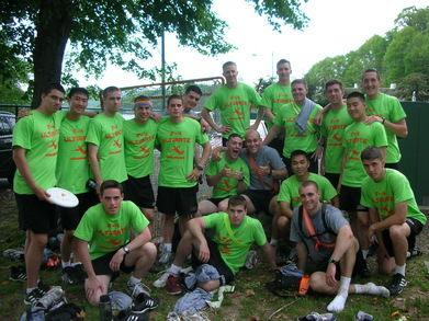 West Point Frogs T-Shirt Photo