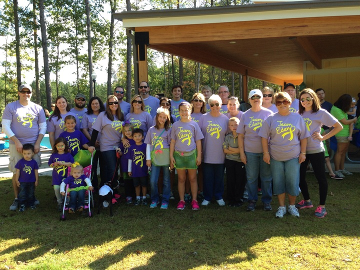 Walk N Roll For Spina Bifida T-Shirt Photo