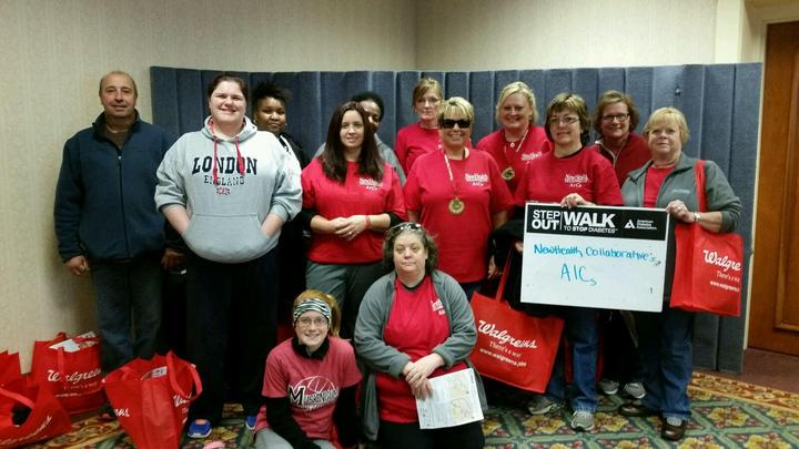 2014 Step Out: Walk To Stop Diabetes T-Shirt Photo