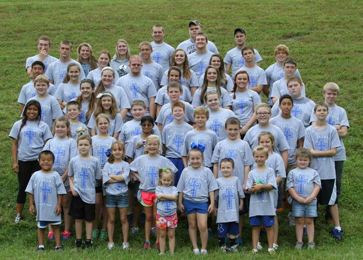 Betsy Layne Free Will Baptist Sunday School Kids T-Shirt Photo