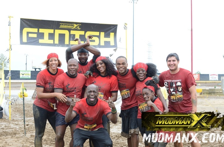 Mud Runners T-Shirt Photo