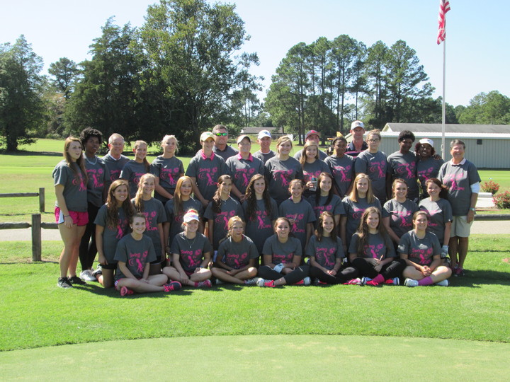 Big East Girl's Golf Conference T-Shirt Photo