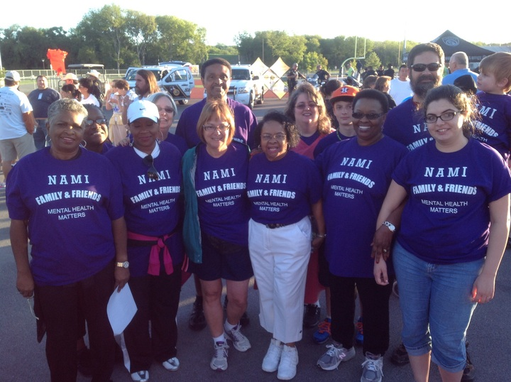 2014 San Antonio Nami Walk  T-Shirt Photo