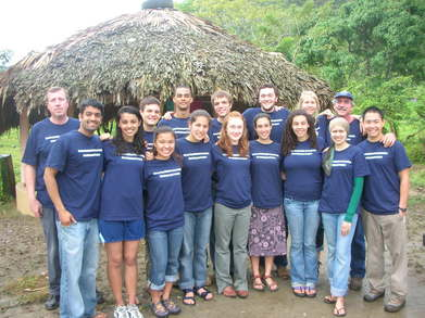 Volunteering In The Dr T-Shirt Photo