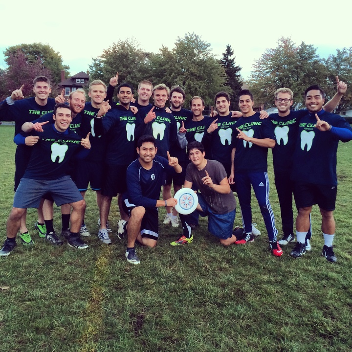 University Of Detroit Mercy Ultimate Frisbee Champions T-Shirt Photo