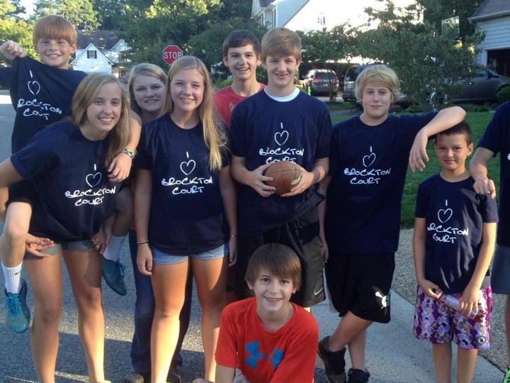 Brockton Kids T-Shirt Photo
