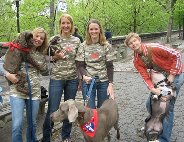 Dogswalk Against Cancer 2008 T-Shirt Photo
