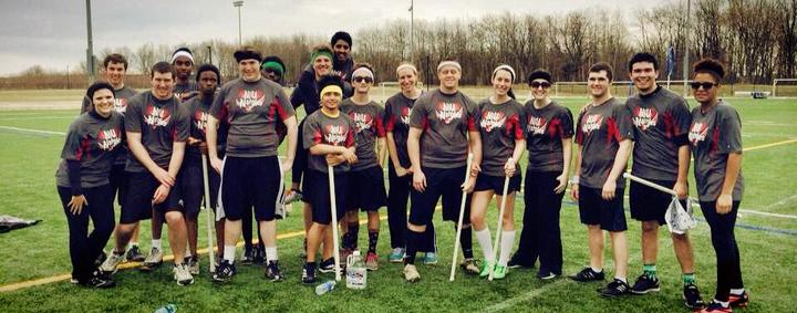 The Second Annual Quibbler Invitational T-Shirt Photo