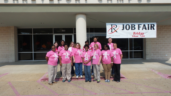 Pharmacy Tech Students Helping To Find A Cure.  T-Shirt Photo