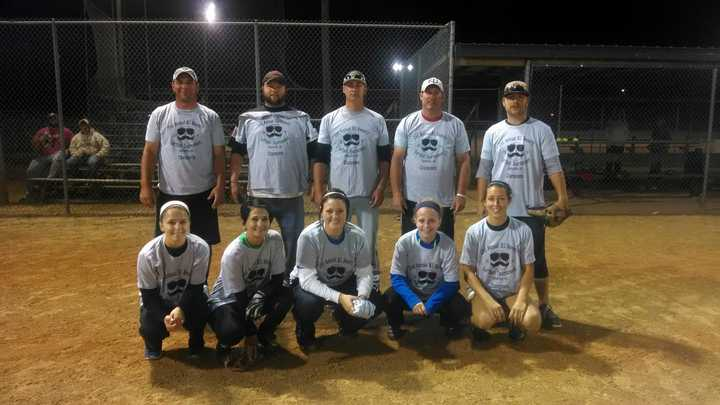 Bs Benefit Softball Tournament T-Shirt Photo