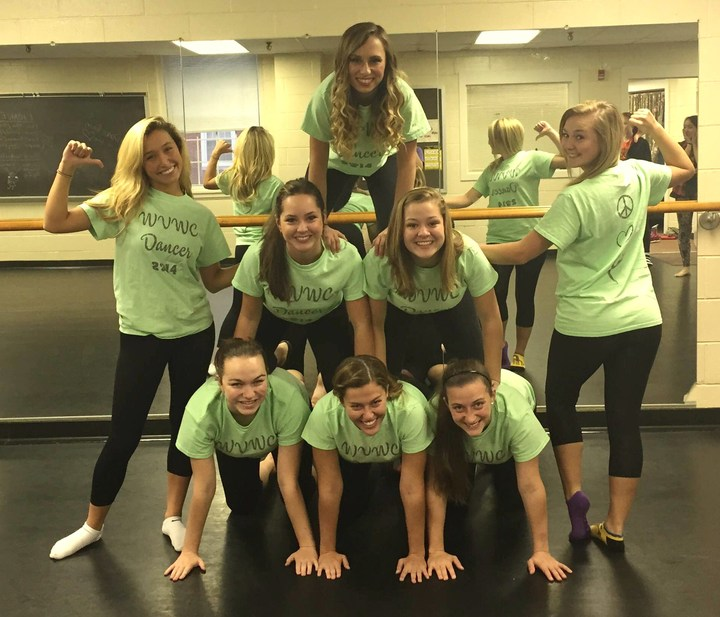 2014 2015 Wvwc Dance Team  T-Shirt Photo