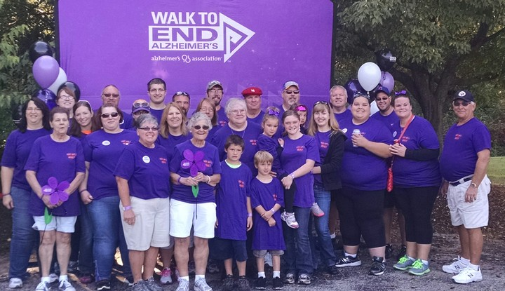 Walk For A Cure T-Shirt Photo
