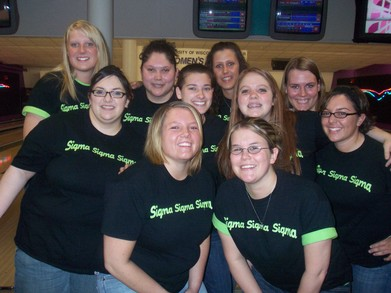 Sigma Bowlers T-Shirt Photo