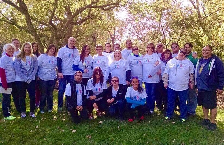 A Walk To Remember In Memory Of Landon Miller T-Shirt Photo