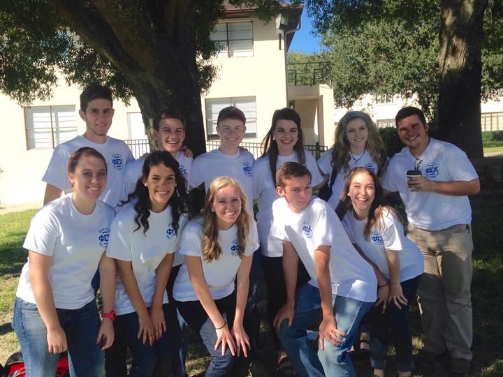 Phi Sigma Chi 2014 T-Shirt Photo
