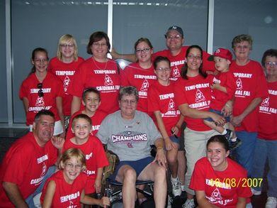 Grandmas Birthday Bash T-Shirt Photo