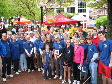 Team Hope  Fights Ms '08 T-Shirt Photo