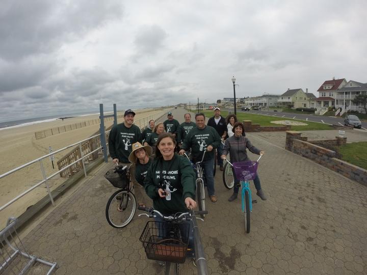 2014 Jersey Shore Pub Crawl T-Shirt Photo