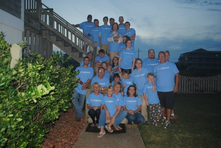 "Pulley Family Reunion ""It's Complicated!"" T-Shirt Photo"