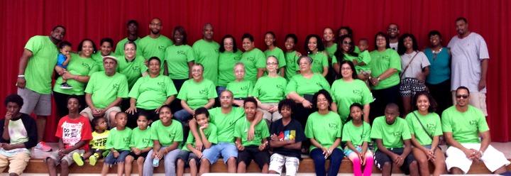 Harris Family Reunion 2014 T-Shirt Photo