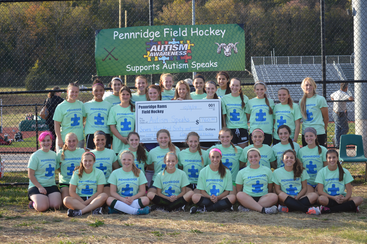 Pennridge Field Hockey T-Shirt Photo