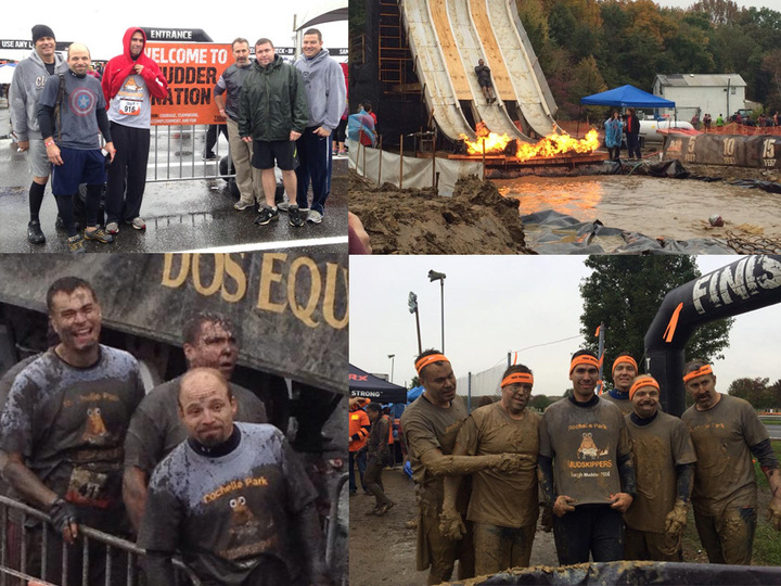 Tough Enough For A Tough Mudder T-Shirt Photo