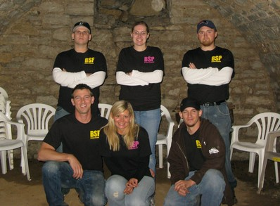 Bi State Paranormal Team Photo T-Shirt Photo