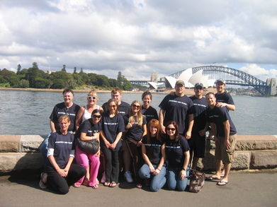 Sydney Or Bust T-Shirt Photo
