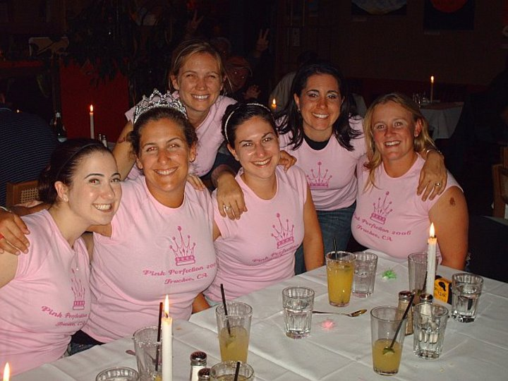 Bff's Bachelorette Party T-Shirt Photo