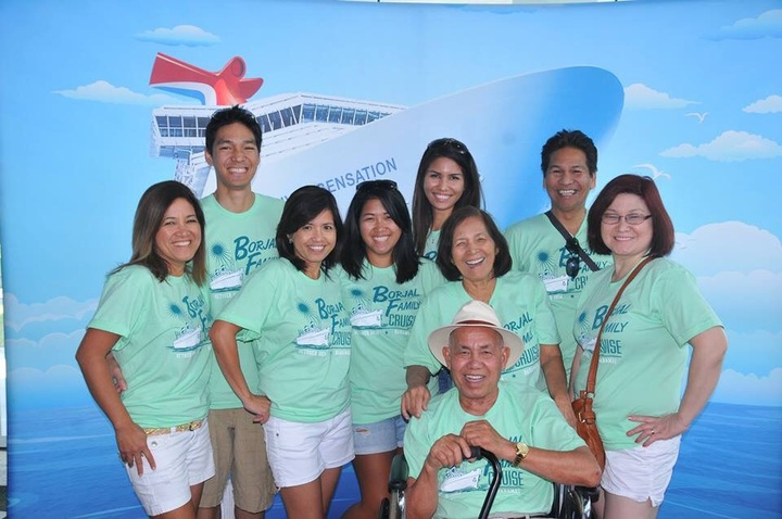 Bahamas Family Cruise 2014 T-Shirt Photo