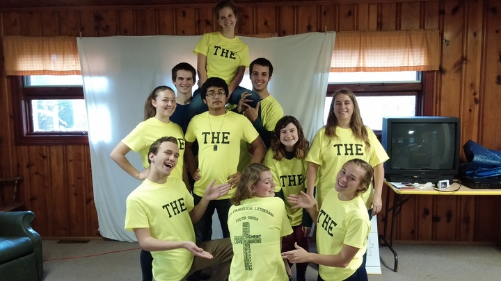 Youth Group T-Shirt Photo