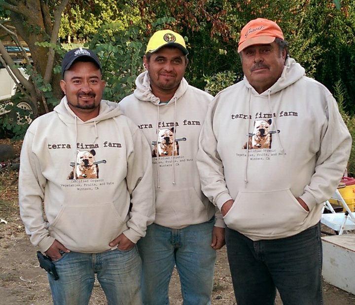 Team Terra Firma T-Shirt Photo