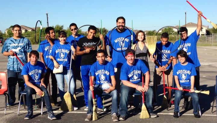 Quidditch San Antonio  T-Shirt Photo