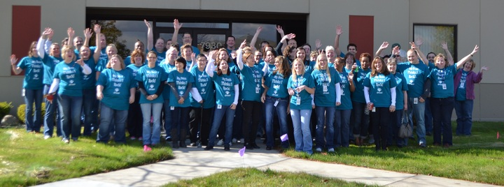 Our Employees Rock! T-Shirt Photo