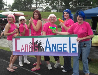 Carol's Angles Fights Cancer!! T-Shirt Photo