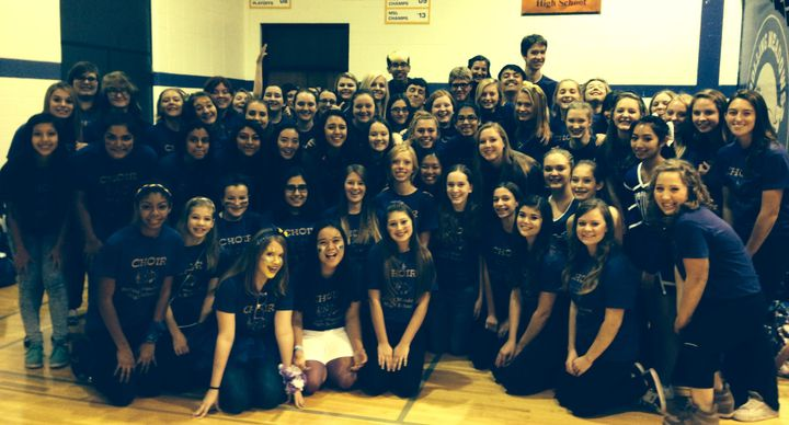 Rmhs Choir! T-Shirt Photo