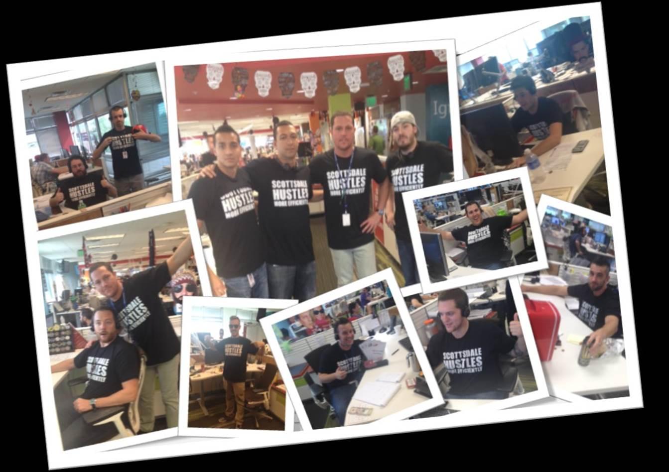 Custom T Shirts For Scottsdale Wio Region Shirt Design Ideas