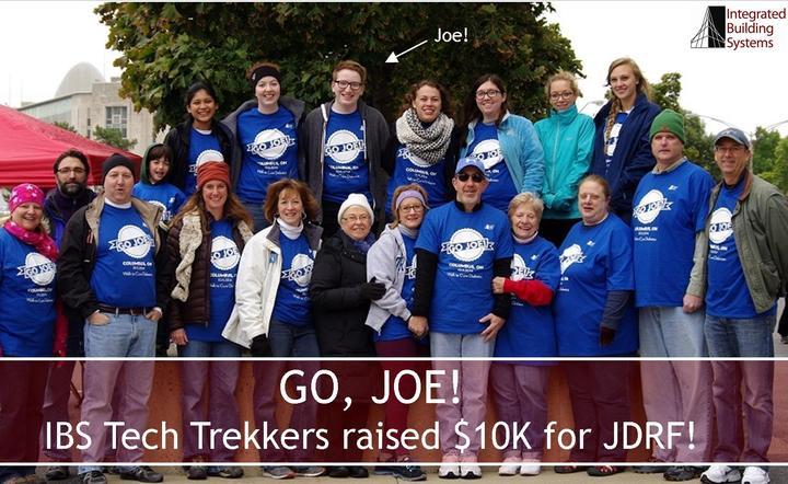 Go, Joe! T-Shirt Photo