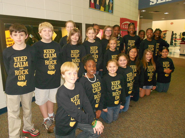 Rockin' On With Beta Club T-Shirt Photo