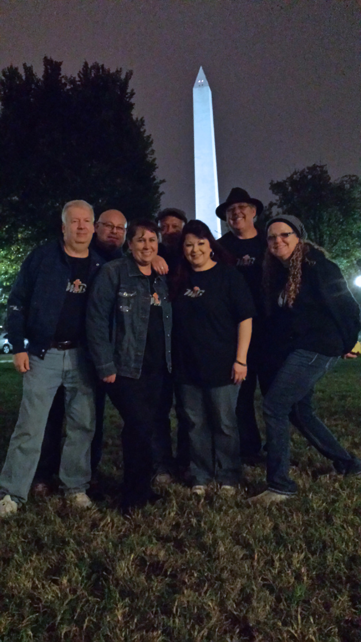 The Mission Band At The Ellipse T-Shirt Photo